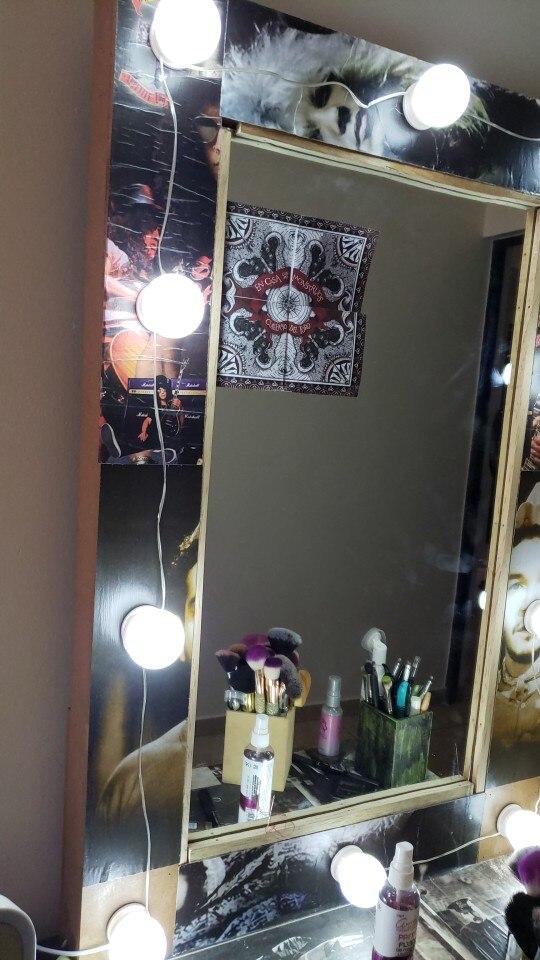 Luminárias de parede Ajustável Ajustável Espelho