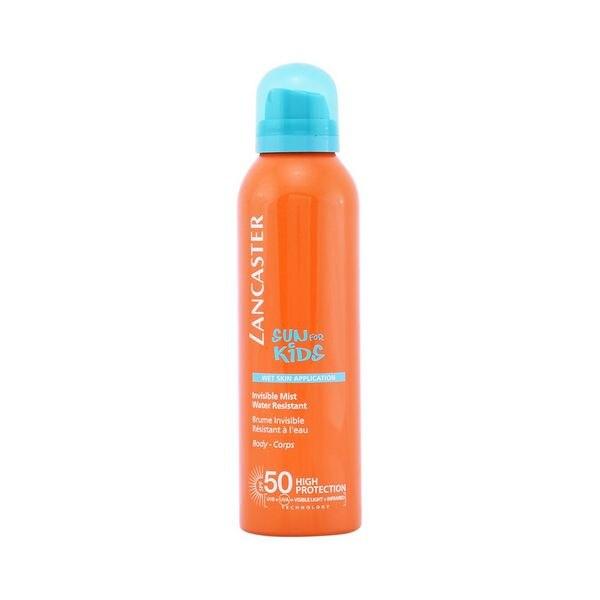 Sonnenschutz Spray Sonne Kinder Nasse Haut Lancaster SPF 50 (200 ml)
