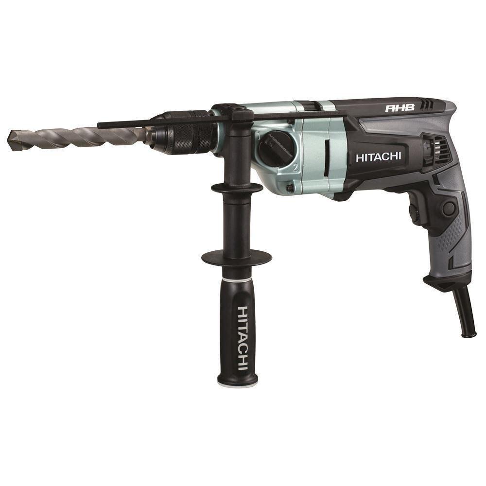 Hitachi DV20VD 860Watt 13mm 2 Speed Professional Impact Drill