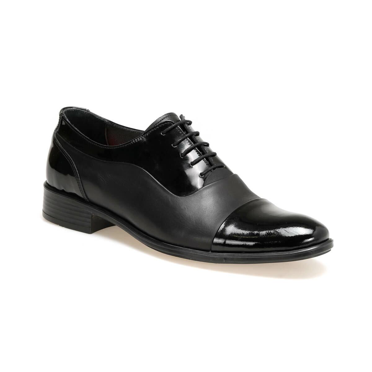 FLO 409 Black Men 'S Classic Shoes Garamond