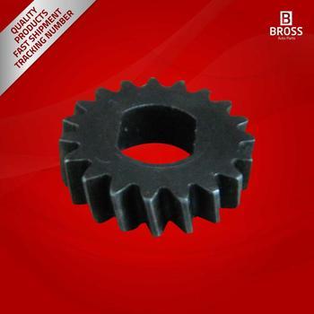 Bross BGE506 19 зубьев Ø 17,3 мм Шестерня для автомобиля, Солнцезащитная крыша, мотор для окна Cog Gear A2048201442 для Mercedes BMW ford Jaguar VW Volvo