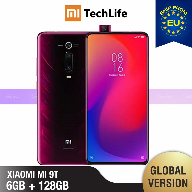 Global Version Xiaomi Mi 9T 128GB ROM 6GB RAM (Brand New / Sealed) Mi 9 T, Mi9t, Mi 9, Mi9