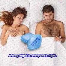 Rehausseur de pénis pour homme, 100 / 20 mg, levage rapide, érection rapide, Performance aphrodisiaque, retardement de la Libido, plaisir d'excitation