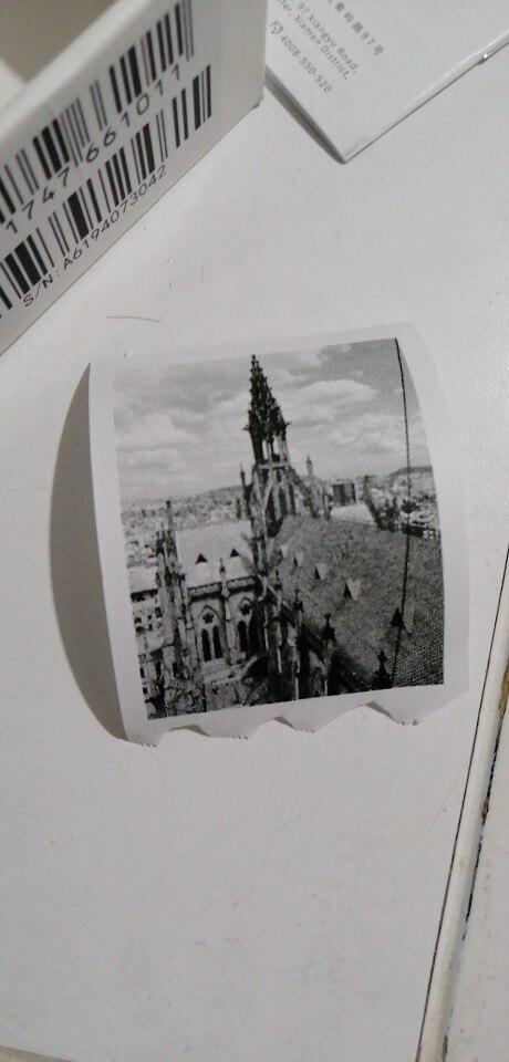 -- Impressora Fotográfica Portátil