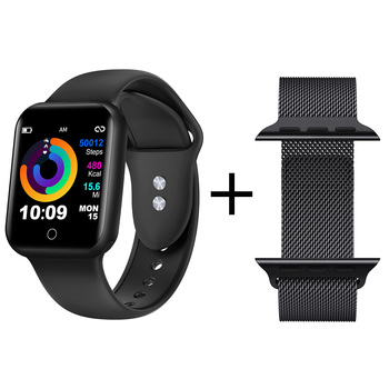 RUNDOING NY07 Smart watch Heart rate Blood pressure Fitness tracker Fashion men Sport smartwatch for ladies men 11