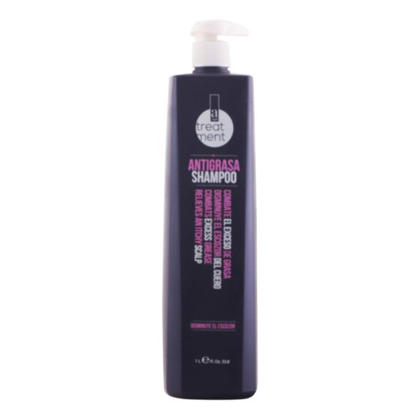 Anti-Grease Shampoo Treatment Alexandre Cosmetics (1000 Ml)