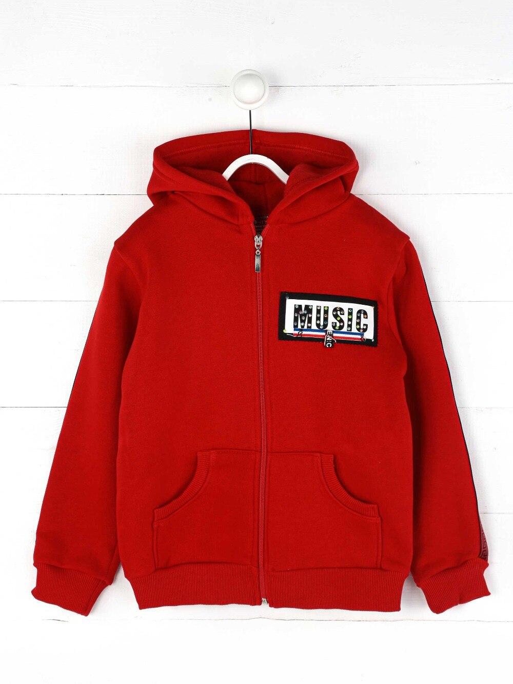 019-1828-002 Kırmızı Kışlık Kız Çocuk Sweatshirt (1)