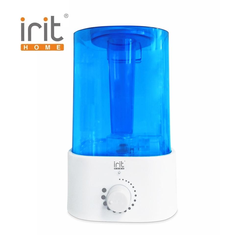 Air humidifier Irit IR-207 air clean  humidifier cleaner home air purifier household appliances for home humidifier vitek vt 2332 air ultrasonic home air ultrasonic