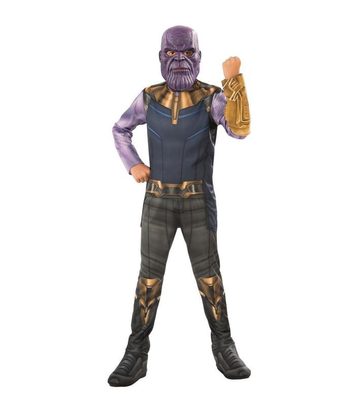 Children 'S Costume Thanos IW Classic Size S (3/4 To? Toy Store