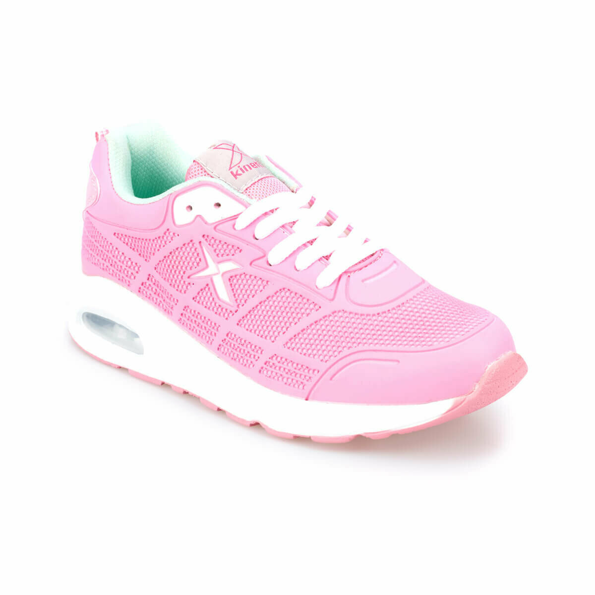 FLO RORY Pink Female Child Sneaker Shoes KINETIX