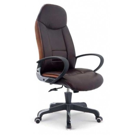 Office Chair Swivel Liftable Black Or Chocolate