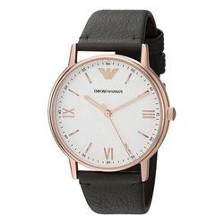 Heren Horloge Armani AR11011 (41 Mm)-in Mechanische Horloges van Horloges op