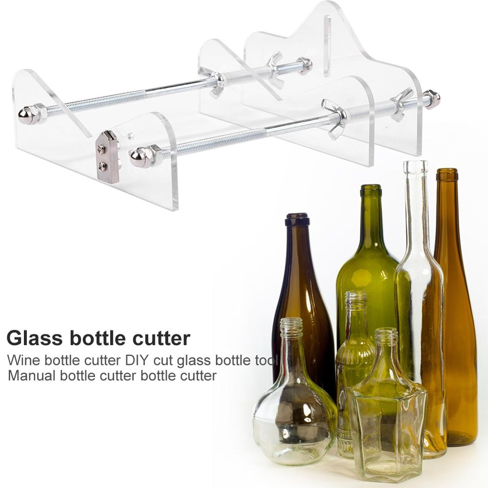 Professional Wine Beer Glass Bottle Cutter Tool Safety For DIY Cut Tools Machine Practical Operation Simple Conveninently