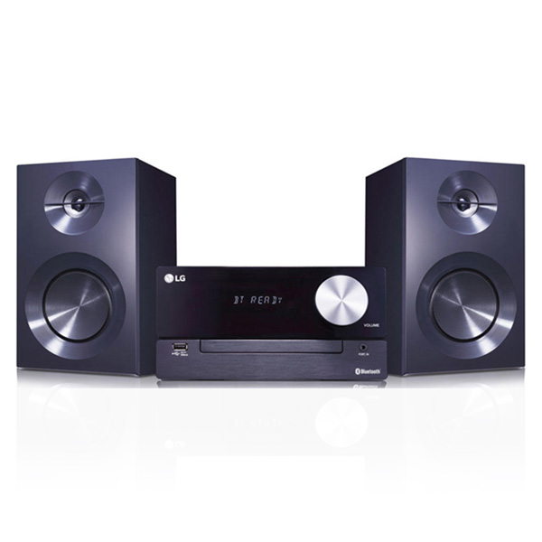 Mini Hifi LG CM2460 100W USB/Bluetooth TV Sound Sync MP3/CD/WMA