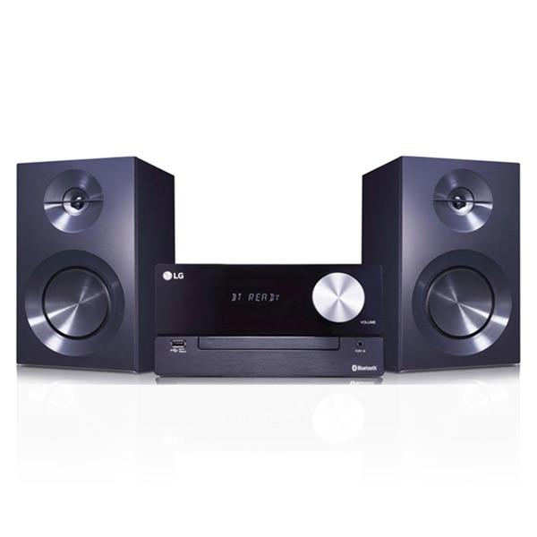 Mini Hifi LG CM2460 100W USB/Bluetooth TV Sound Sync MP3/CD/WMA