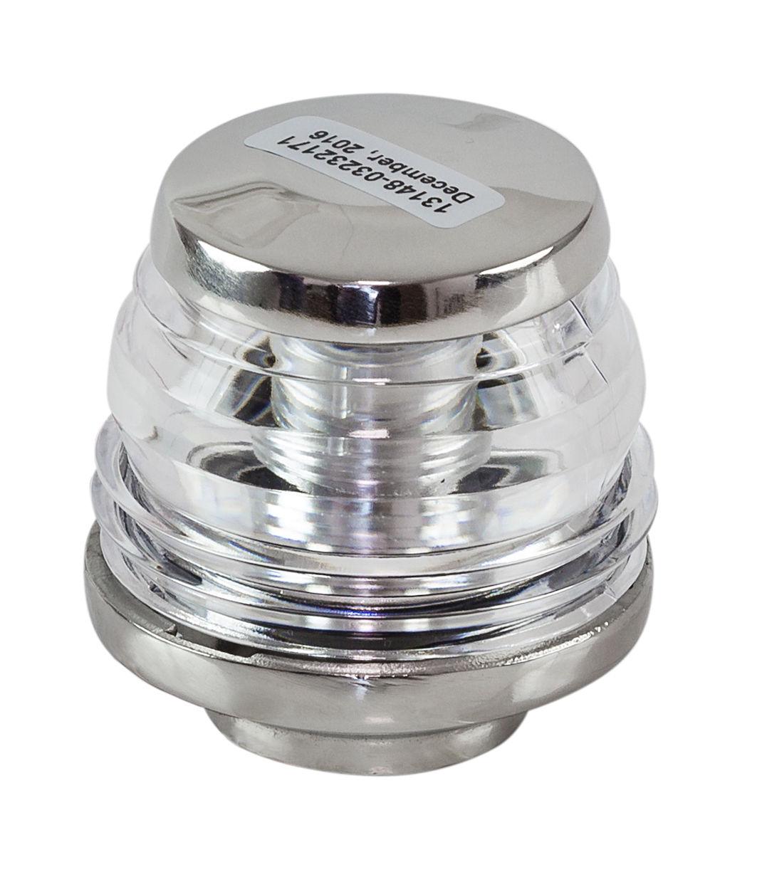 Fire Top Dia. 60x62mm, Stainless Steel Case, 12-24 V 2 W LED Ba15d LPNVGFL00379