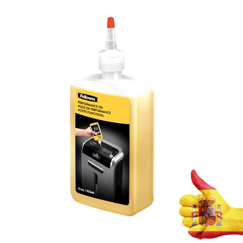 ACEITE PARA DESTRUCTORAS 350ML FELLOWES