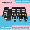 Aecteach для Xerox Phaser 6000 6010 6015 тонер-картриджи 106R01630 106R01627 106R01634 чипы для принтеров с тонером