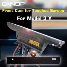 EANOP Vorne Kamera Bildschirm Cam 1080P HD für Berührt bildschirm V2