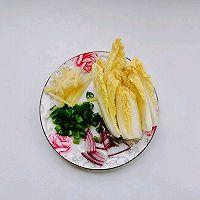 #太太乐鲜鸡汁芝麻香油#鸡汁麻油虾头泡饭的做法图解1