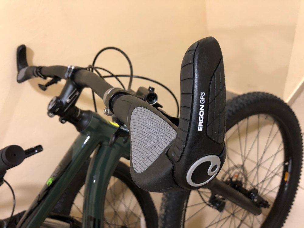 -- Apertos Bicicleta Confortáveis