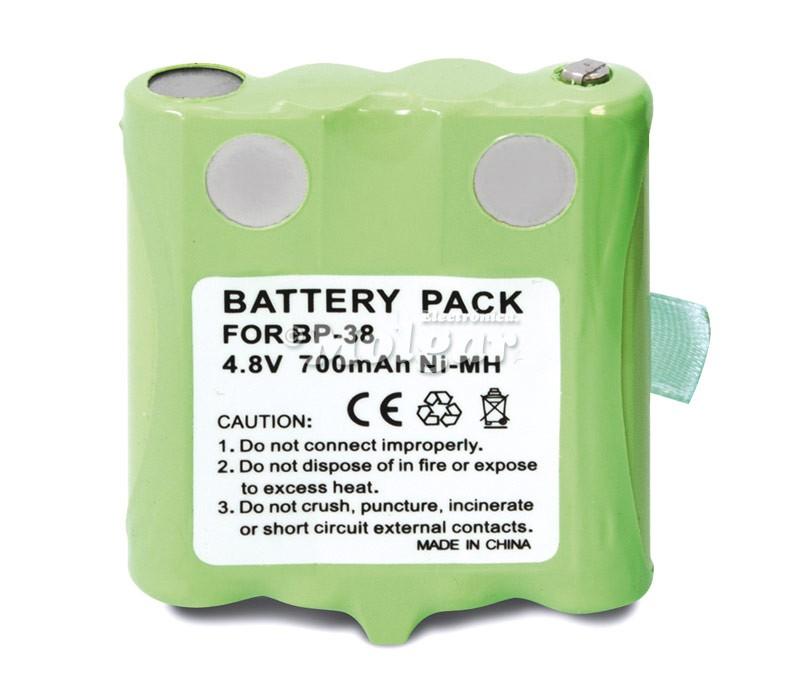 Battery 4,8 V 700mA NIMH To Walkie Motorola