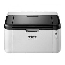 Monochromatyczna drukarka laserowa Brother HL-1210W WIFI 32 MB 2400x600 DPI biały