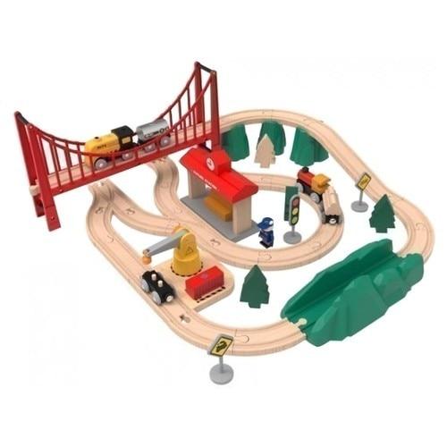 Детская железная дорога Xiaomi Mi Toy Train Set E-DEV4144TY
