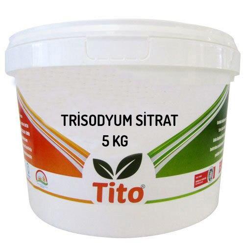 Tito Premium Trisodium Citrate E331 5 kg