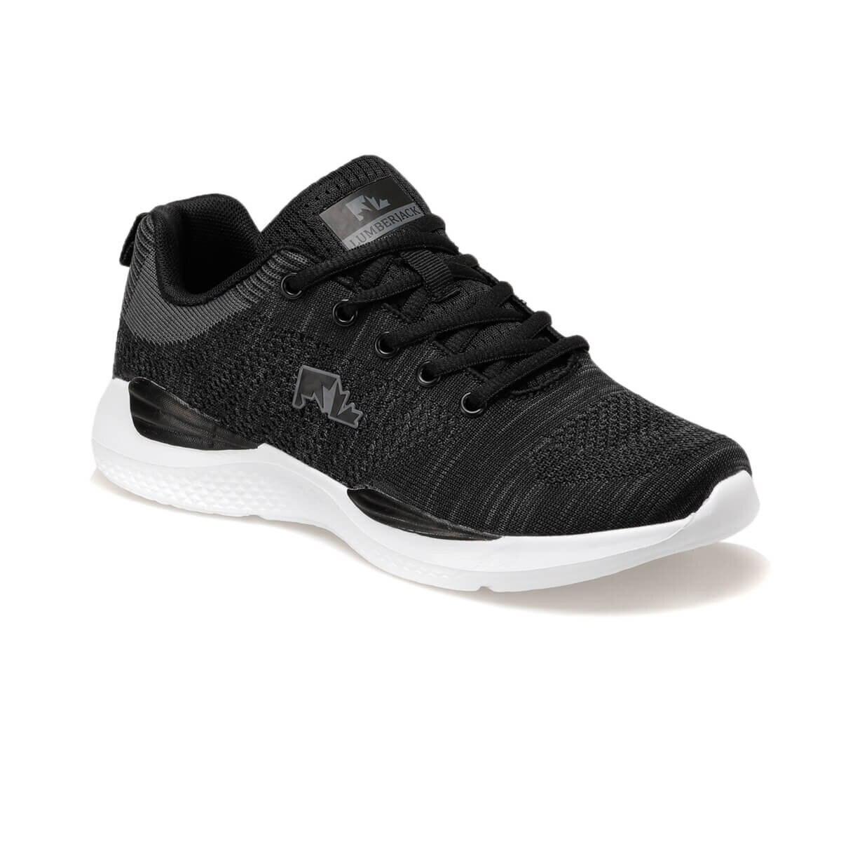 FLO WOLKY 9PR Black Women 'S Sneaker Shoes LUMBERJACK