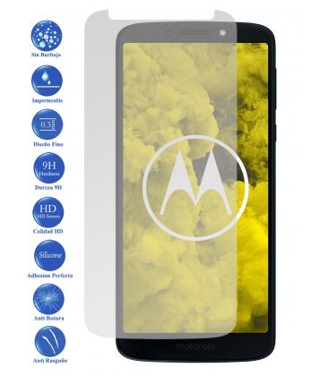 Protector de Pantalla Cristal Templado Vidrio Premium para Motorola Moto G6 Play