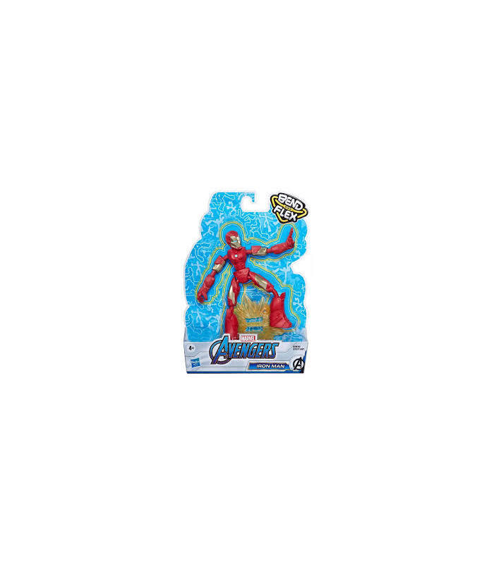Spiderman Bend And Flex Iron Man Toy Store