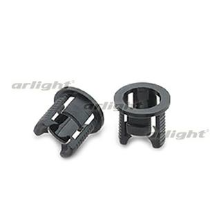 004786 H51 Holder 5mm (black, With Hooks) ARLIGHT 5000-шт