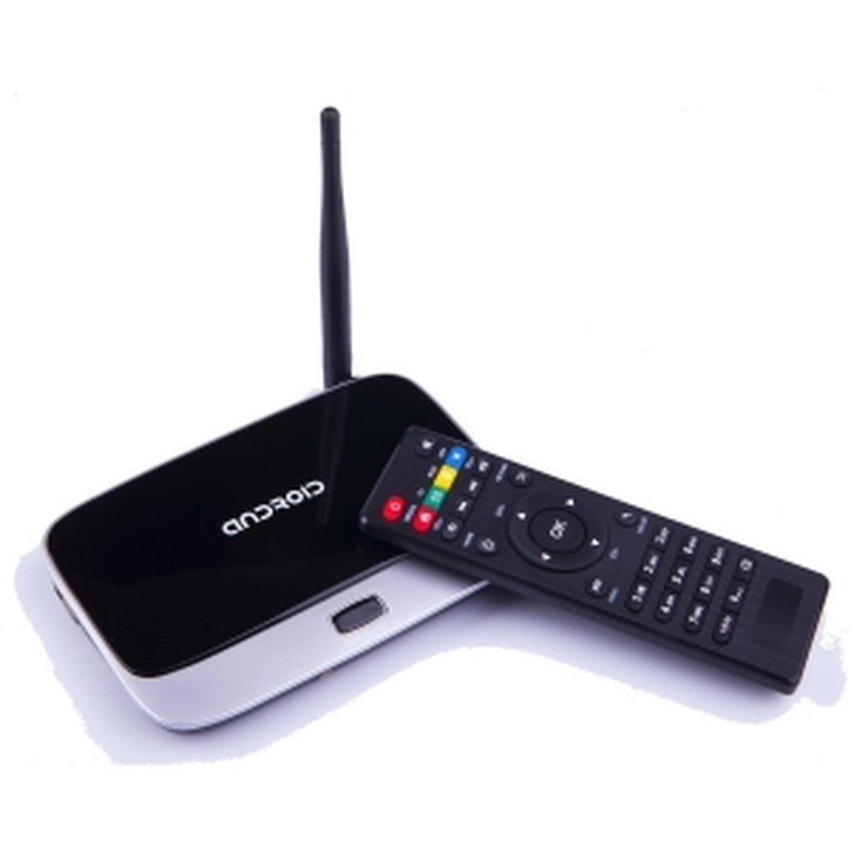 CS918 Android 4.4 TV Box Player RK3188 Quad Core 2 GB/8 GB WiFi 1080P XBMC compatible стоимость