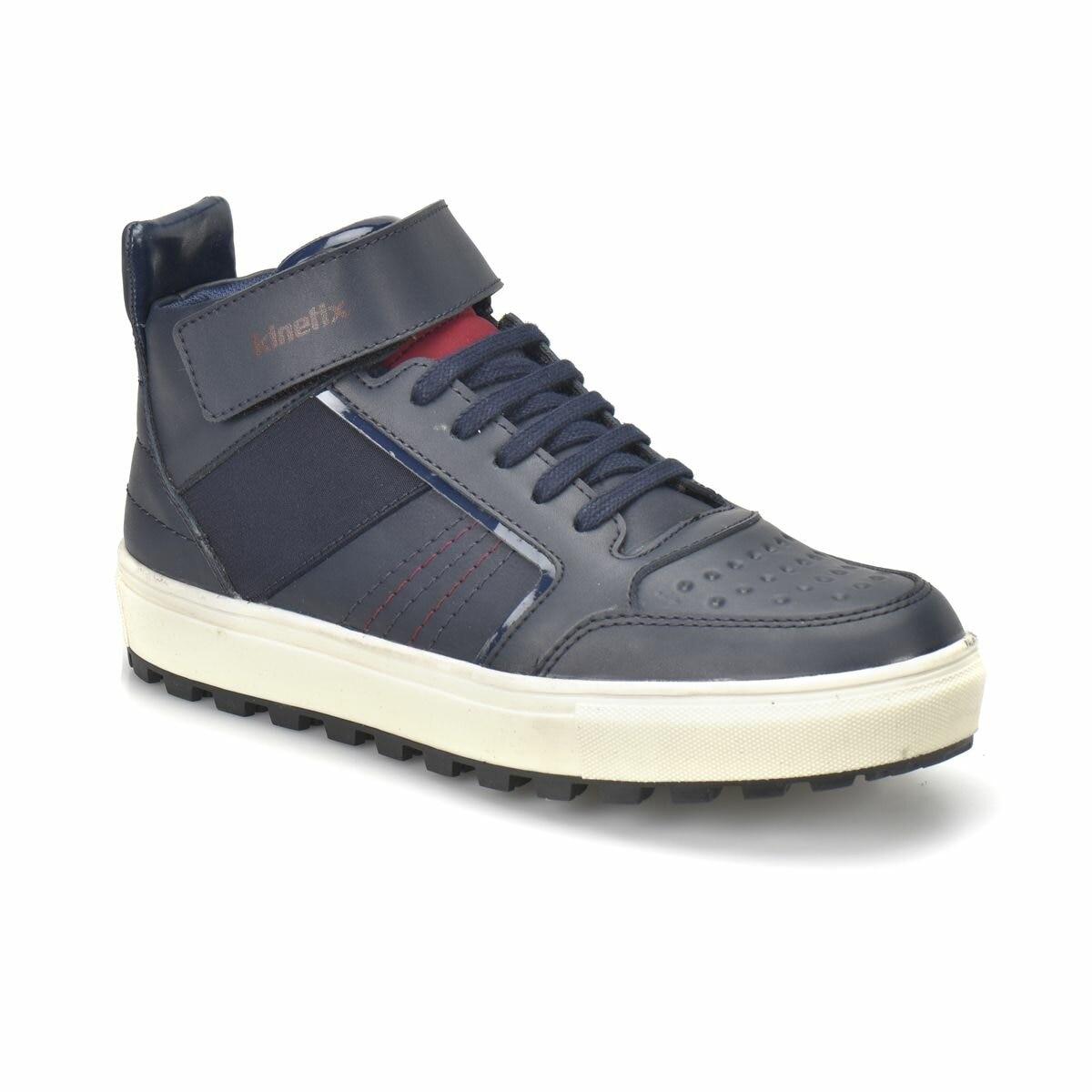 FLO BIKOS Navy Blue Men 'S Sneaker Shoes KINETIX