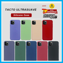 Funda de Silicona Suave colores para Samsung Galaxy S9 S10 PLUS S10 LITE J4 J6 Nota 9 Note10 A31 A41 A50 A51 A70 A71 M30S A60 A6S A40 A20 A30 M20 M30 S10E S10 5G S20 NOTE 9 A01 J4 J6 PLUS a50 A51 A12 A32 A52 A72 5G