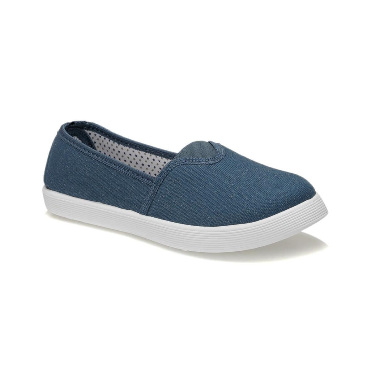 FLO 91. 311594.Z Light Blue Women 'S Slip On Shoes Polaris