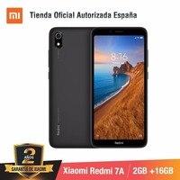 [Global Version for Spain] Xiaomi Redmi 7A (Memoria interna de 16GB, RAM de 2GB, Camara de 13MP+5 MP) Movil