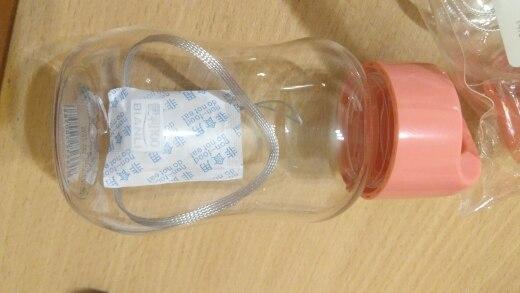180Ml Plastic Colorful Water Bottle Portable School Water Bottles For Children Kids Mini Cute Bottle For Water Small And Cute-in Water Bottles from Home & Garden on AliExpress