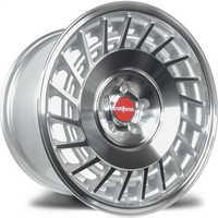 "ROTIFORM CBU 18"" 5x108 Wheel Rims fit for Ford,Opel [4 piece]"