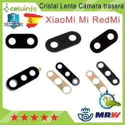Tylna kamera szklana soczewka dla Xiao mi mi 5X/My 6X/My A2/My Play/My 8 Lite/My 8/My 9/My 9 BE wysyłka z hiszpanii| |   -