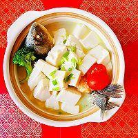 鲜鸡汁卿鱼汤的做法图解10
