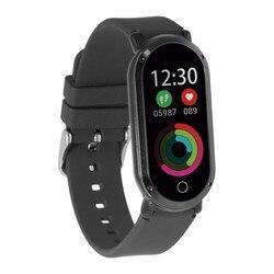 """Aktywna bransoletka opaska sportowa HR3 0 96 """"TFT Bluetooth czarna w Inteligentne opaski od Elektronika użytkowa na"""