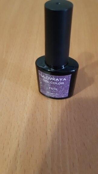 ULOVKAYA Sequins Gel Nail Polish Set Colors Semi-permanent Enamels UV LED Gel Varnish For Manicure Glitter Nail Art Gel Lacquer reviews №1 664963