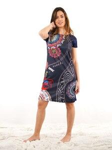 Летнее женское платье Babelo, пляжное платье из хлопка для женщин