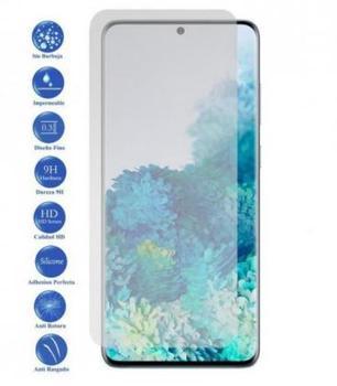 Protector de pantalla Galaxy S20 Plus TRANSPARENTE de Cristal Templado Vidrio 9H para movil - Todotumovil