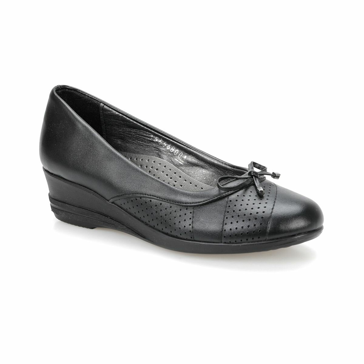 FLO 61.156568FZ Black Women Shoes Polaris