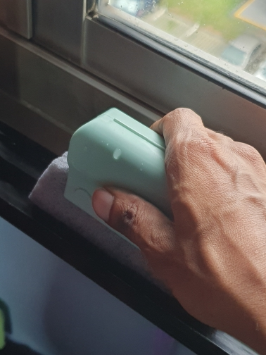 Magic window cleaning brush- ✨✨Quickly clean all corners and gaps✨✨ - mohouseware photo review