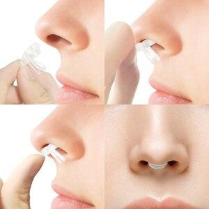 Image 4 - WoodyKnows супер поддерживающие Носовые расширители, носовые дыхательные средства, для носа, против храпа вентиляционные отверстия