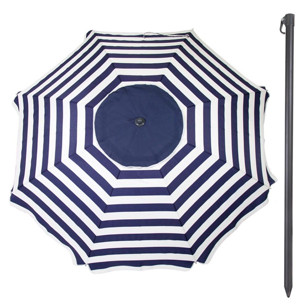 Пляжный зонт D240 См Защита UV30 Aktive Beach